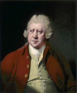 Richard Arkwright (1732-1792) | Joseph Wright of Derby | Oil Painting