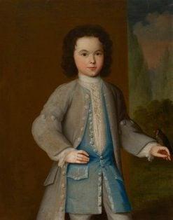 John Hussey (d.1754)   British School th Century   Unknown   Oil Painting