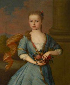 Frances Hussey (d.1796)
