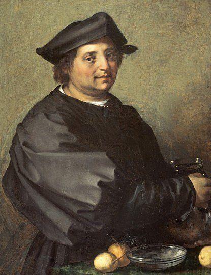 Domenico di Jacopo di Matteo(also known as 'Becuccio Bicchieraio') | Andrea del Sarto | Oil Painting