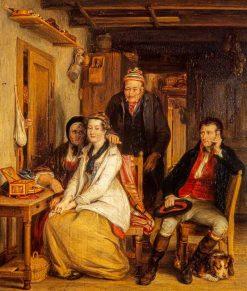 Duncan Gray | David Wilkie | Oil Painting