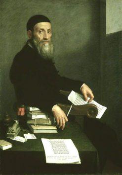 Giovanni Bressani (1490-1560) | Giovanni Battista Moroni | Oil Painting