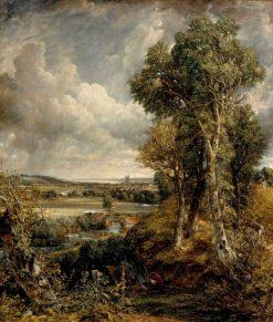Vale of Dedham | John Constable | Oil Painting