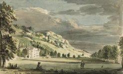 Castle Menzies | Paul Sandby