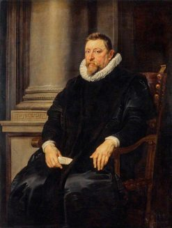 Petrus Pecquius | Peter Paul Rubens | Oil Painting