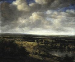 Extensive Landscape | Philips Koninck | Oil Painting