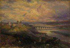 Berwick-on-Tweed | Samuel Bough | Oil Painting