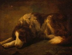 A Dog | Sir Henry Raeburn