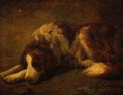 A Dog | Sir Henry Raeburn