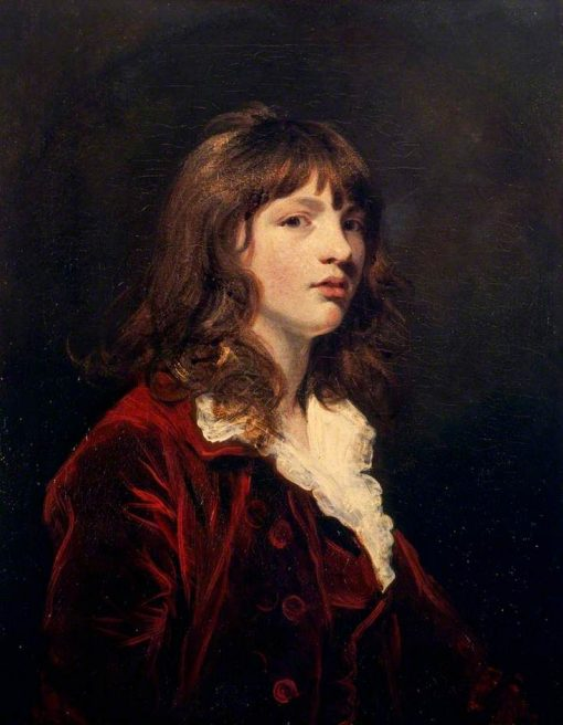 Alexander Douglas-Hamilton etc   Sir Joshua Reynolds   Oil Painting