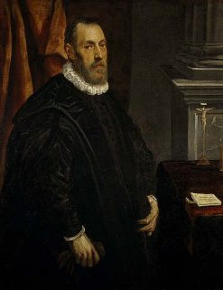 Portrait of a Gentleman | Tintoretto | Oil Painting