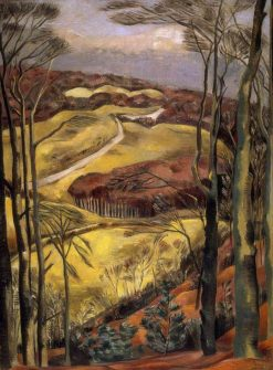 Berkshire Downs | Paul Nash | Oil Painting