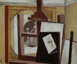Token | Paul Nash | Oil Painting