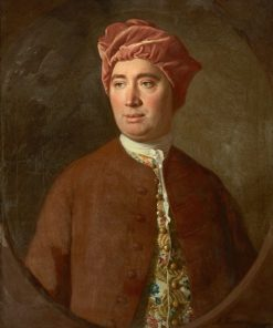 David Hume | Allan Ramsay | Oil Painting