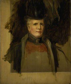 General Sir David Baird   David Wilkie   Oil Painting