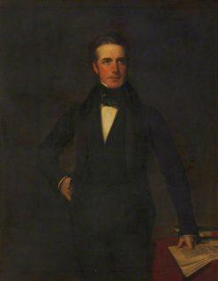 Thomas Drummond (1797-1840)   Henry William Pickersgill   Oil Painting