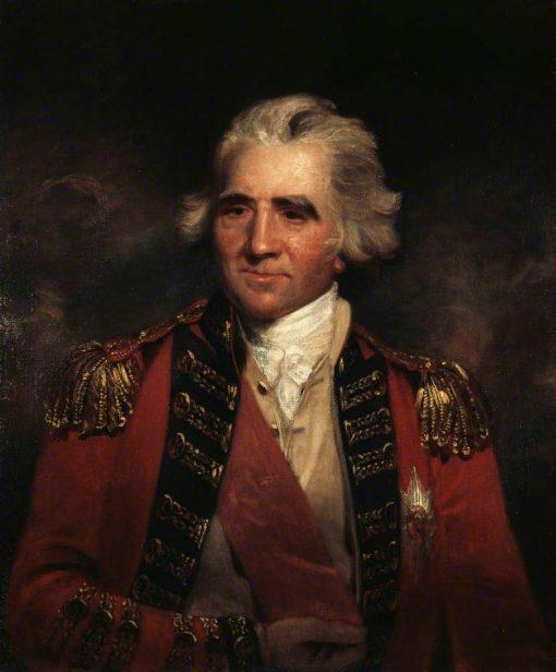 General Sir Ralph Abercromby | John Hoppner | Oil Painting