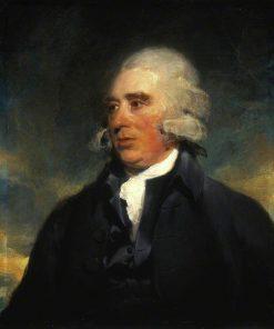 Dr John Moore (1730-1802)
