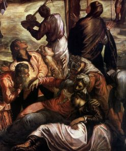 Crucifixion (detail) | Tintoretto | Oil Painting