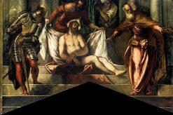 Ecce Homo | Tintoretto | Oil Painting