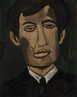 Young Worshipper of the Truth | Marsden Hartley | Oil Painting