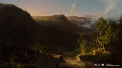 Catskill Mountains Landscape | Thomas Cole | Oil Painting