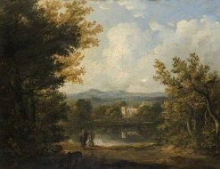 View near Norwich | John Crome | Oil Painting