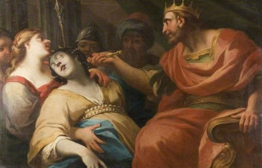 Esther before King Ahasuerus | Paolo de' Matteis | Oil Painting