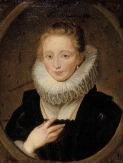 Isabellan kamarineiti | Carl Fredrik von Breda | Oil Painting