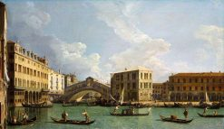 A View of the Rialto