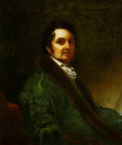 Joseph Michael Gandy   Henry William Pickersgill   Oil Painting