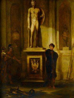 A Scene in Coriolanus