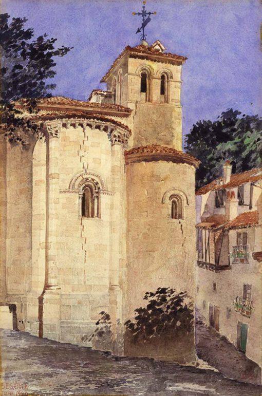 Church at Segovia