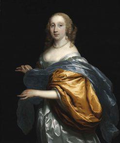 Madame Tulp | Cornelis Janssen van Ceulen the Elder | Oil Painting
