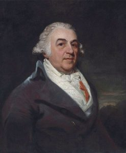 Portrait of Richard Bache | John Hoppner | Oil Painting