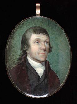 Mr. Tredwell | John Trumbull | Oil Painting