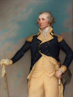 General George Washington | John Trumbull | Oil Painting