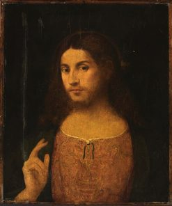 Head of Christ | Palma il Vecchio | Oil Painting