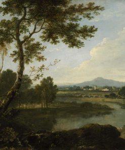 Landscape in Italy | Richard Wilson