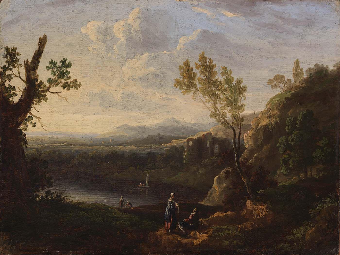 Small Landscape | Richard Wilson