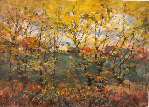 Red Oaks | William Henry Holmes | Oil Painting