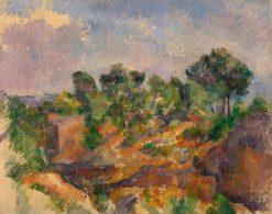 Bibémus | Paul CEzanne | Oil Painting