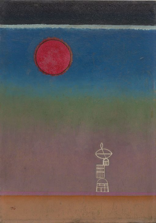 Far Away | Wassily Kandinsky | Oil Painting
