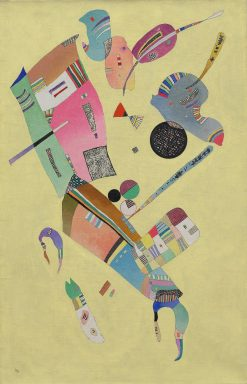 Moderation | Wassily Kandinsky | Oil Painting
