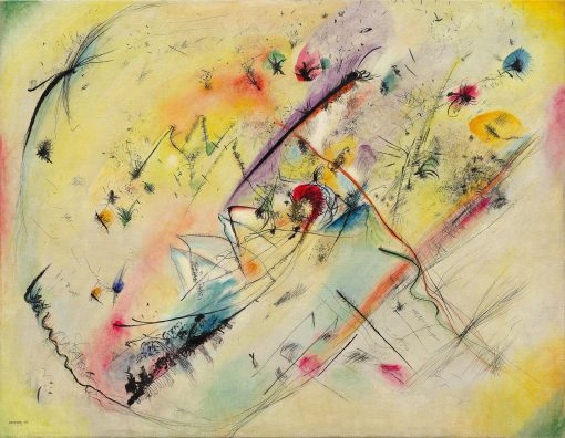 Light Picture | Wassily Kandinsky | Oil Painting