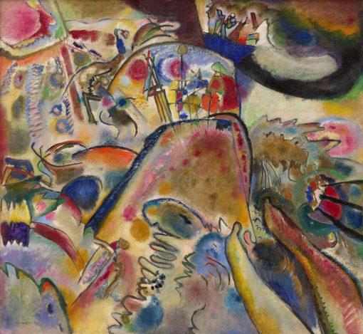 Kleine Freuden (Small Pleasures) | Wassily Kandinsky | Oil Painting