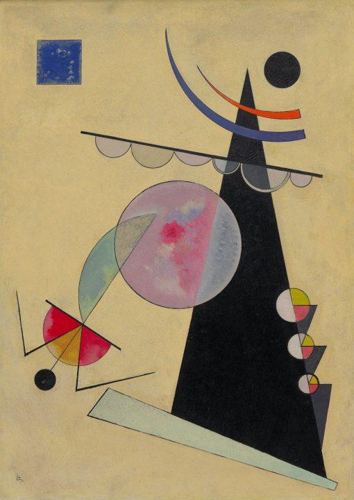 Helle Einheit (Bright Unity) | Wassily Kandinsky | Oil Painting