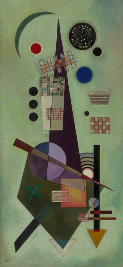 Extended   Wassily Kandinsky   Oil Painting