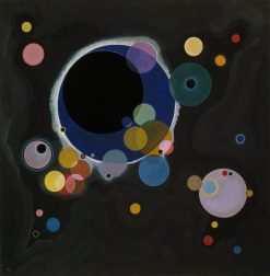 Several Circles | Wassily Kandinsky | Oil Painting