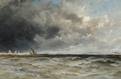 Coming Storm | Henry Moore | Oil Painting